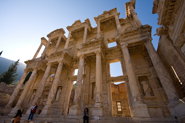 Three Day Tour of Troy, Pergamum and Ephesus from Istanbul