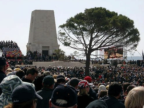 ANZAC Day Tours - Option 1