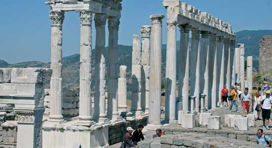 Ephesus Shore Excursions from Kusadasi or Izmir