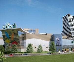 Akbati Shopping and Lifestyle Center Istanbul
