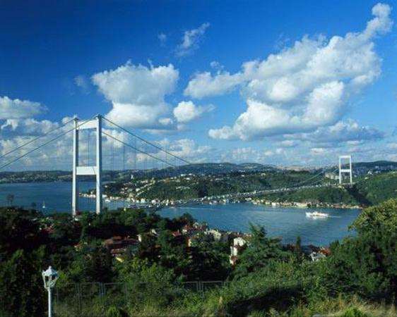 Full Day Bosphorus and Dolmabahce Palace Tour