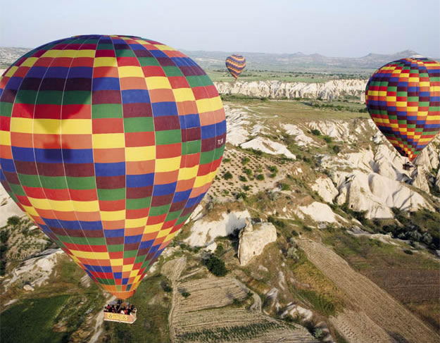 Istanbul to Cappadocia Day Trip