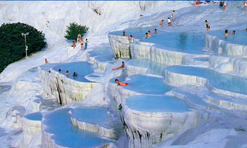 4-Days Tour of Cappadocia, Pamukkale and Ephesus - Bus & Plane