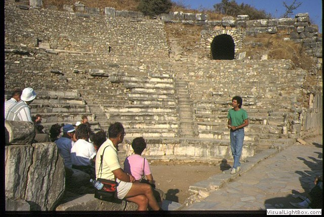 Ephesus and Pergamum Tours By Plane