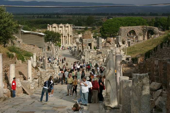 Ephesus And Temple of Artemis (08:30 to 12:30)