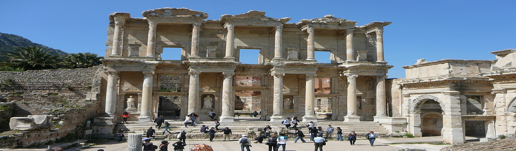Ephesus daily tour from Kusadsi
