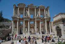 ephesus package tour, daily ephesus tour from istanbul