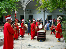 istanbul military band