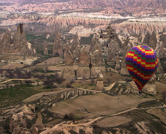 8 Days - Istanbul - Cappadocia - Kusadasi - Ephesus - By Flight