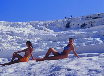 5-Days Cappadocia and  Pamukkale Tour (By Bus)