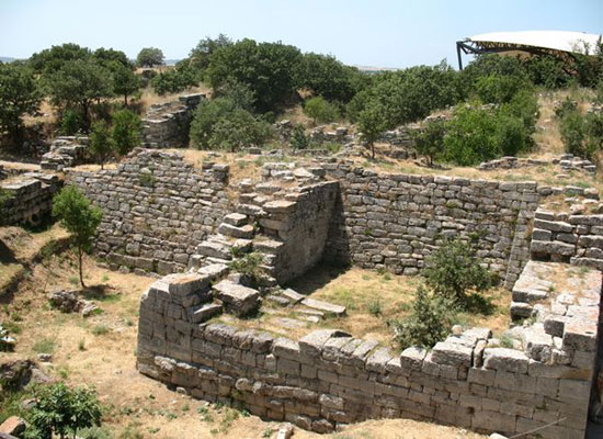 4- Day tour of Troy, Pergamum and  Ephesus By Bus